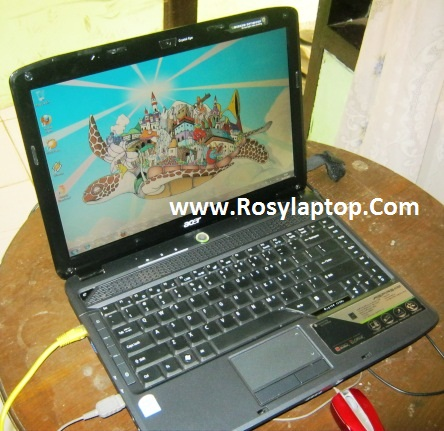 Laptop Bekas, Acer Aspire 4730Z 250G
