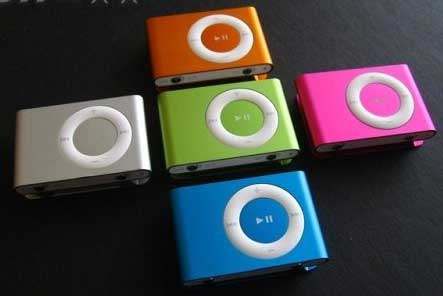 MP3 Player Musik Mini